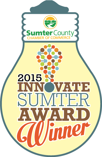 2015 Innovate Sumter Award Winner