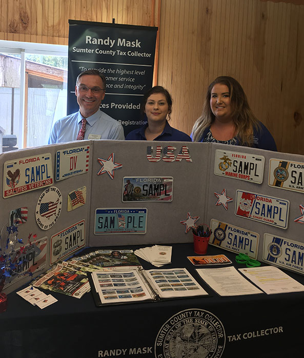 Photo from 2018 Veterans Resource Fair